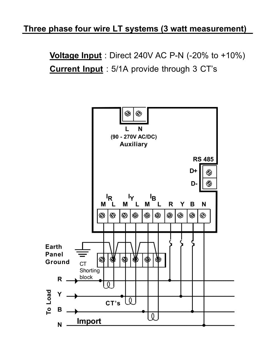 Icd digital voltmeter model no vlt 9000 wiring diagram asfbconference2016 Image collections