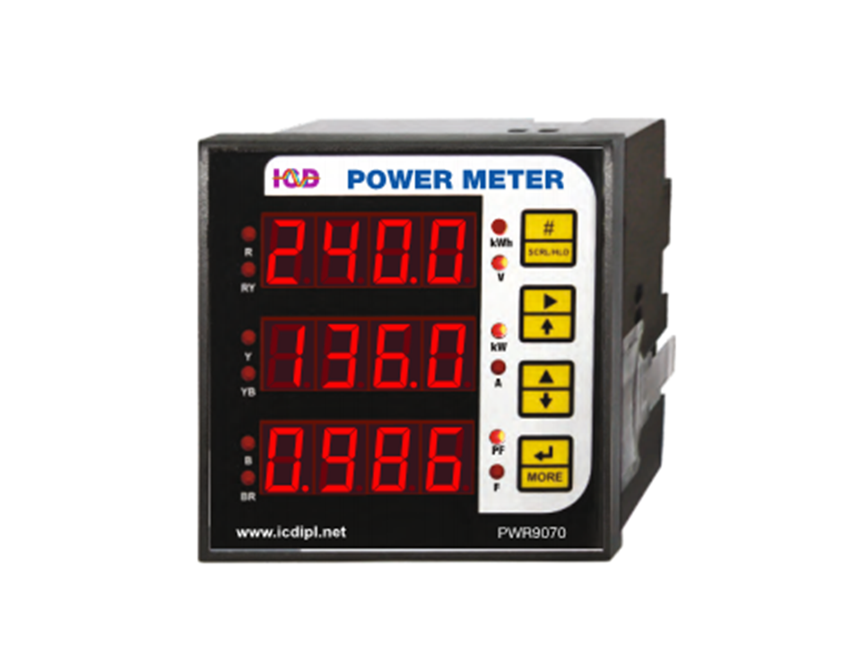 Power Meter Icon : Power meter model no pwr